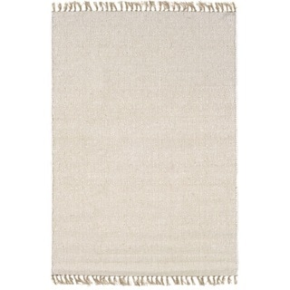 Verginia Berber Natural/ Ivory Area Rug (7'10 x 10'4)