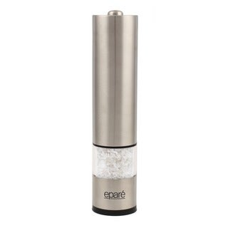 Epare Battery-operated Salt or Pepper Mill and Grinder
