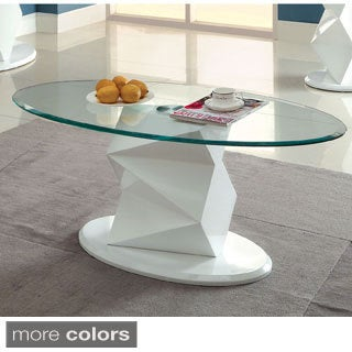 Furniture of America Picazzo Contemporary Coffee Table