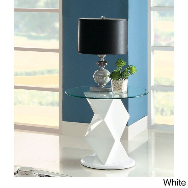 Furniture of America Picazzo Contemporary End Table