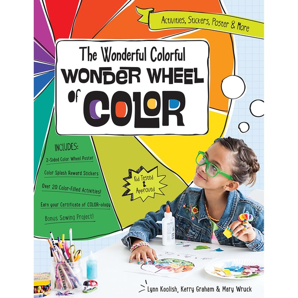 FunStitch Studio-Wonder Wheel of Color
