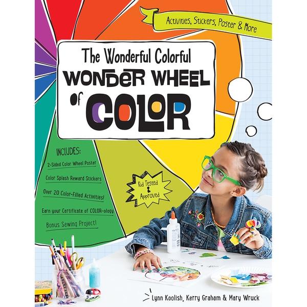 FunStitch Studio-Wonder Wheel of Color