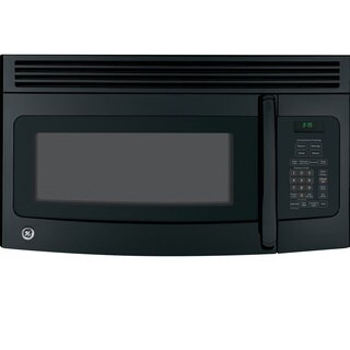 Over the Range Black Microwave