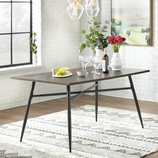 Milo Mixed Media Large Dining Table
