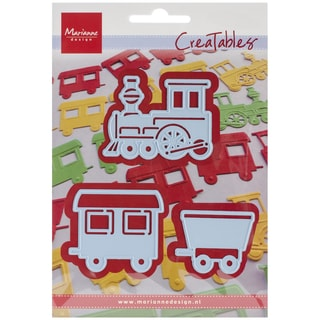 "Marianne Design Creatables Dies-Train, Up To 2.125""X1.5"""