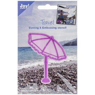 "Joy! Crafts Cut & Emboss Die-Umbrella 3""X3.25"""
