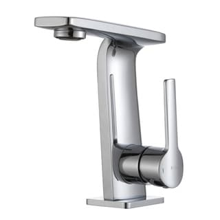 Kraus Novus Single Lever Basin Bathroom Faucet