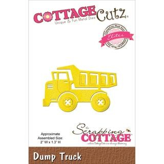 """CottageCutz Elites Die 2""""X1.3""""-Dump Truck"""