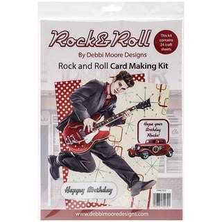 Debbi Moore Card Kit-Rock & Roll