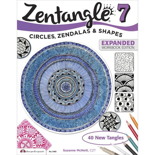 Design Originals-Zentangle 7 Expanded Workbook Edition