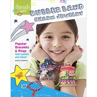 Taunton Press Rubber Band Charm Jewelry Booklet