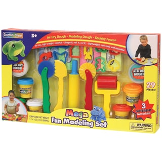 Mega Fun Modeling Set 29pcs