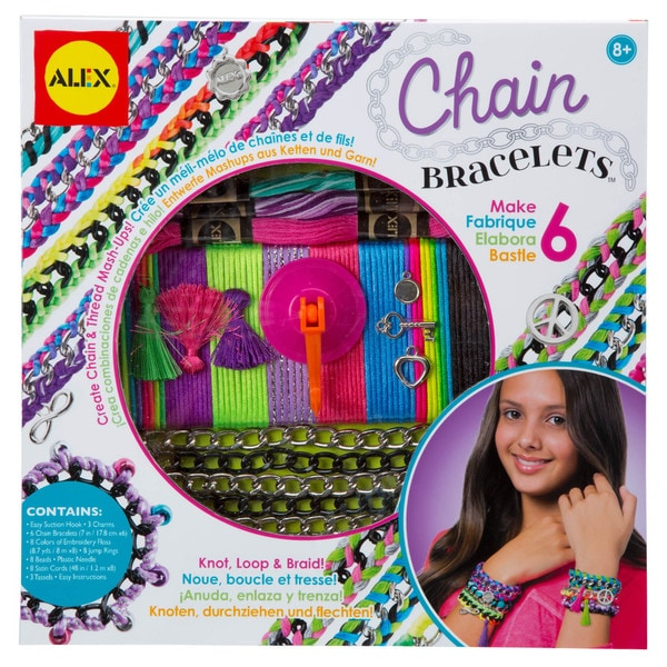 Chain Bracelets Kit