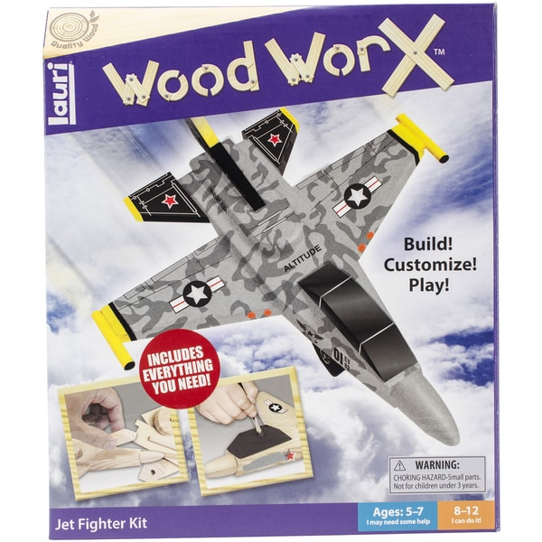 Wood WorX Kit-Jet Fighter
