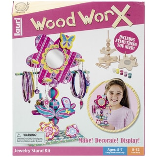 Wood WorX Kit-Jewelry Stand