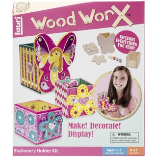 Wood WorX Kit-Stationery Holder