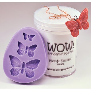 WOW! Silicone Mould-Butterfly Trio