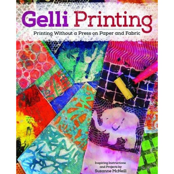 Design Originals-Gelli Printing