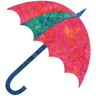 Go! Fabric Cutting Die-Dancing Umbrella By Edyta Sitar
