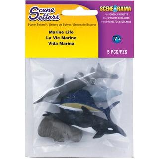 Scene Setters(R) Figurines-Marine Life 5/Pkg