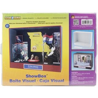 Show Box 13.5X4.375X10in