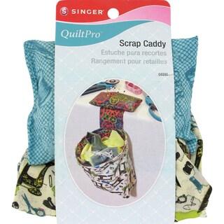QuiltPro Scrap Caddy-Assorted Fabrics