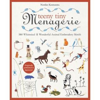 Stash Books-Teeny Tiny Menagerie