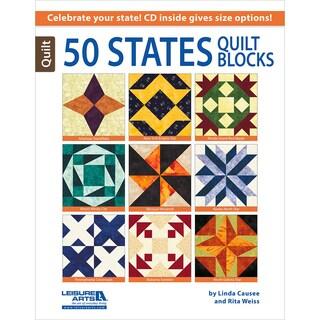 Leisure Arts-50 States Quilt Blocks
