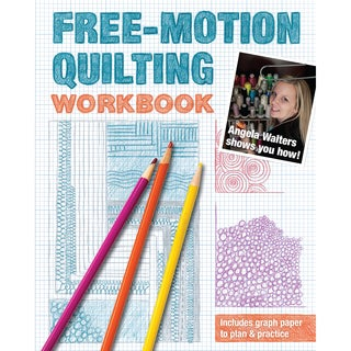 Stash Books-Free-Motion Quilting Workbook