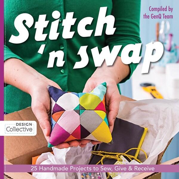 Stash Books-Stitch 'n Swap