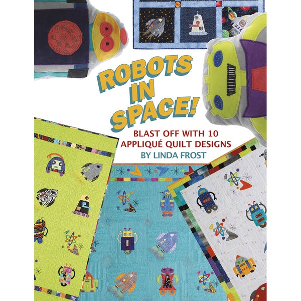 Kansas City Star Publishing-Robots In Space!