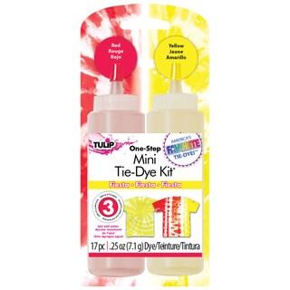 Tulip Mini Liquid Tie-Dye Fabric Dye Kit-Fiesta