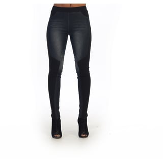 Hadari Women's Stretchy Denim Jeggings