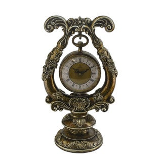 Double Sided Hanging Face Table Clock