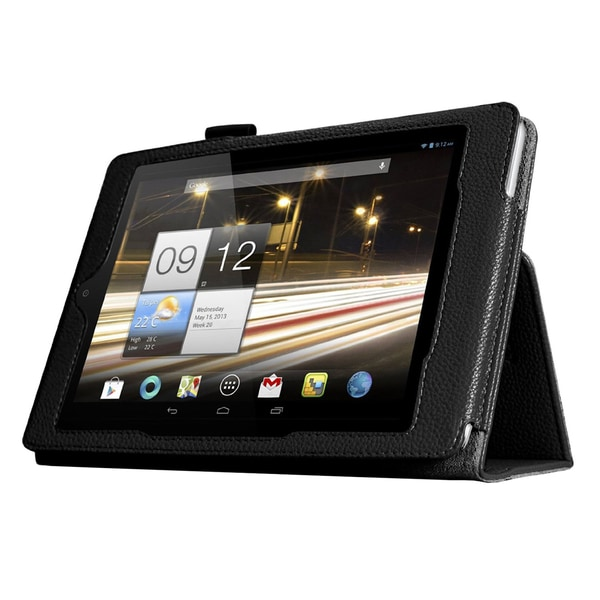 Double-Fold Folio Case for Acer Iconia A