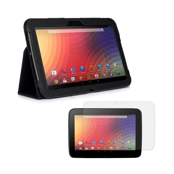 Accessory Bundle for Nexus 10