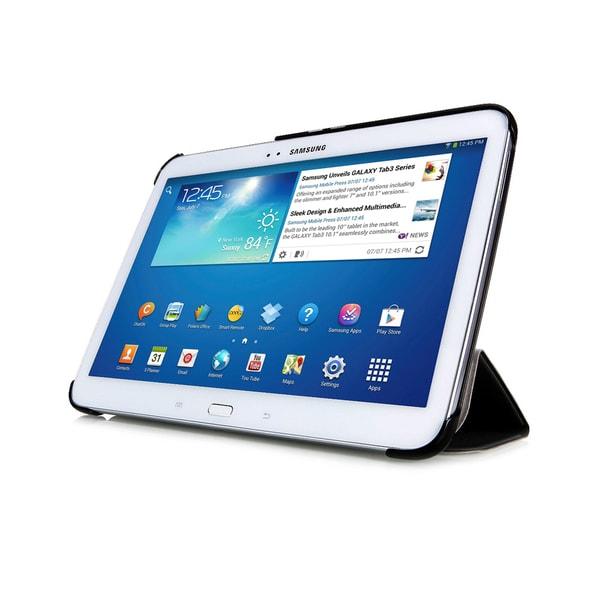 Tri-Fold Leather Case for Galaxy Tab 3 10.1