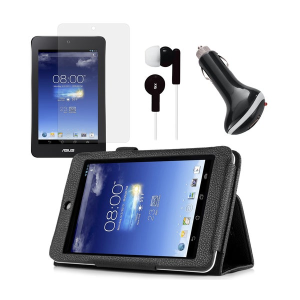 Accessory Bundle for ASUS MeMO Pad HD 7 (ME173X)