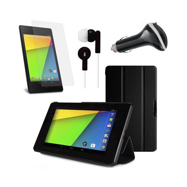 Accessory Bundle for Nexus 7 2nd Gen
