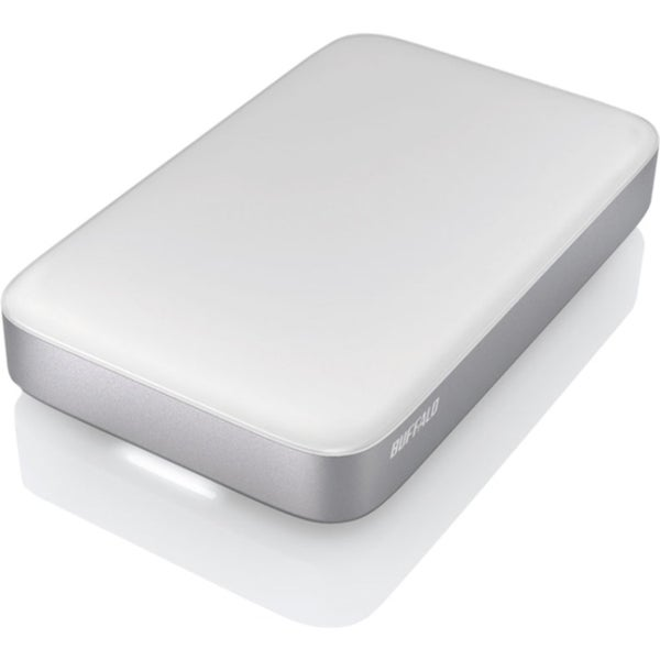 BUFFALO MiniStation Thunderbolt USB 3.0 2 TB Portable Hard Drive (HD-