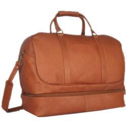 David King Leather 299 Duffel Tan