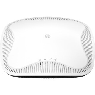 HP 350 IEEE 802.11n 450 Mbps Wireless Access Point - ISM Band - UNII
