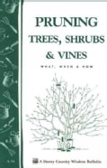 Pruning Trees Shrubs and Vines No 54 (Paperback)
