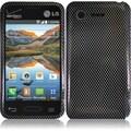 BasAcc Design Dust Proof Hard Case for LG Optimus Zone 2 VS415PP L34C Fuel