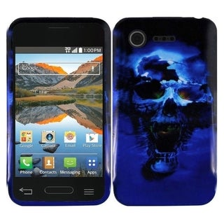 BasAcc Design Dust Proof Hard Case for LG Optimus Zone 2 VS415PP L34C Fuel