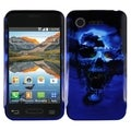 INSTEN Design Dust Proof Hard Plastic Phone Case Cover for LG Optimus Zone 2 VS415PP L34C Fuel