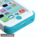 BasAcc Shock Proof PC Silicone Dual Hybrid Case for Apple iPhone 5C