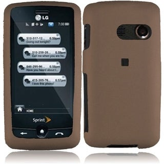 BasAcc Colorful Dust Proof Rubberized Hard Case Cover for LG Rumor Touch LN510