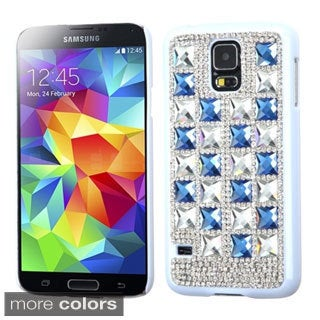 BasAcc Pattern Design Dust Proof Hard Case Cover for Samsung Galaxy S5
