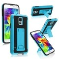 BasAcc Shock Proof PC Silicone Dual Hybrid Case for Samsung Galaxy S5